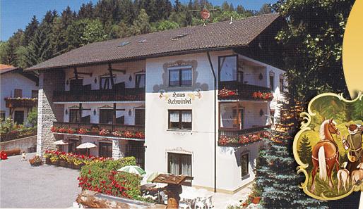 Pension in Bodenmais im Bayerischen Wald